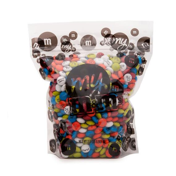 Birthday Custom M & M'S 2lb Bulk Candy Bag