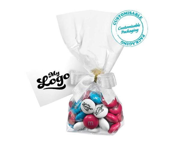 40 G SMALL BAG AND CUSTOMISED CARD