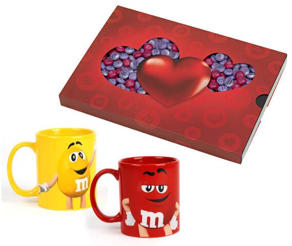 LOVE BOX 400 G + 2 MUGS
