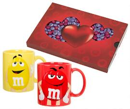 Lovers Box 400 g + 2 mugs