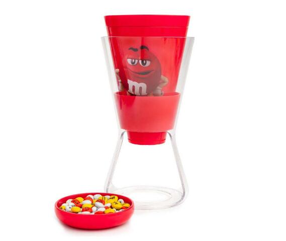 CANDY PUSH DISPENSER