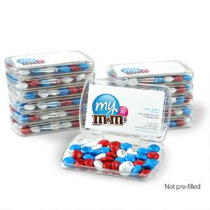 M&M'S 24 COUNT BUSINESS CARDS KIT