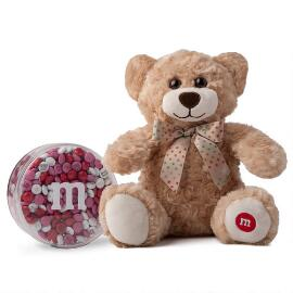 MY M&M'S® Acrylic and Brown Bear