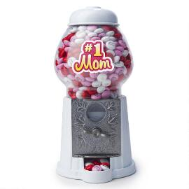 #1 Mom M&M'S® Candy Dispenser & Personalized M&M'S®