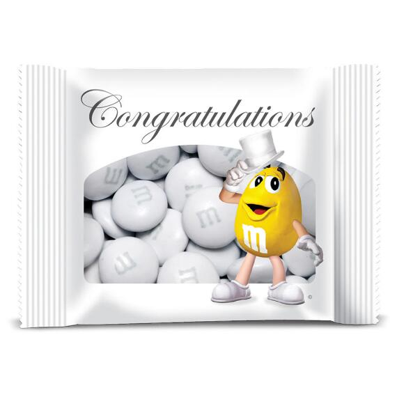 MY M&M'S® Congratulations Yellow Pack