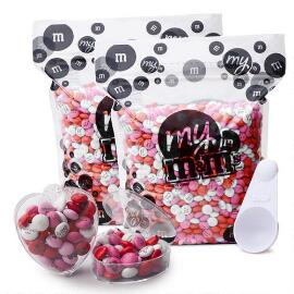 MY M&M'S® Heart DIY Kit (80pk)