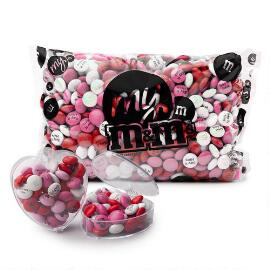MY M&M'S® Heart DIY Kit (8pk)