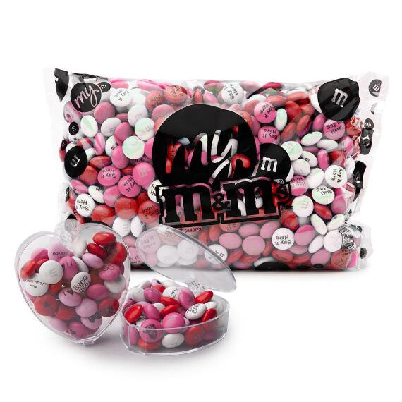 Heart Party Favors with Personalized M&M'S®