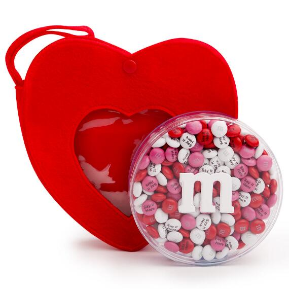 MY M&M'S® Heart Tote
