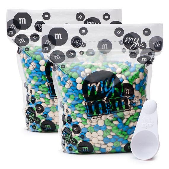 Bulk M&M'S® Candy (10-lb Bag)
