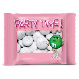 MY M&M'S® Miss Green Party Time Pack