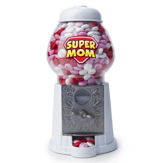 Super Mom M&M'S® Candy Dispenser & Personalized M&M'S®