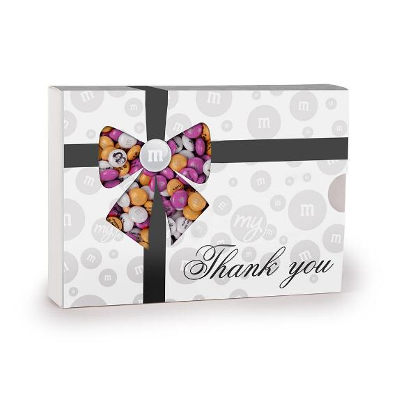 MY M&M'S® Thank You Gift Box