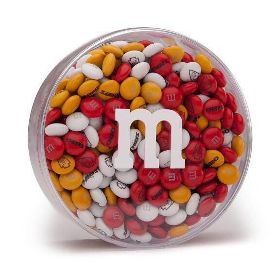 NFL M&M'S Acrylic (8oz) - Kansas City Chiefs