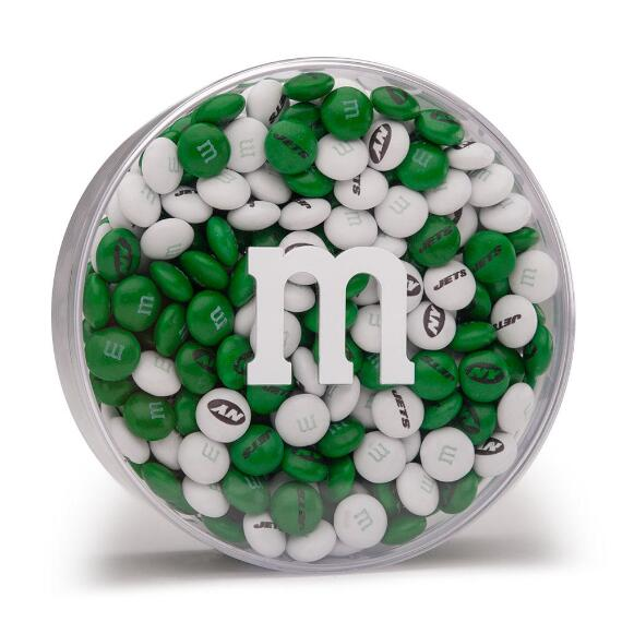 NFL M&M'S Acrylic (8oz) - New York Jets