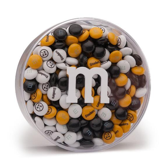 NFL M&M'S Acrylic (8oz) - Pittsburgh Steelers
