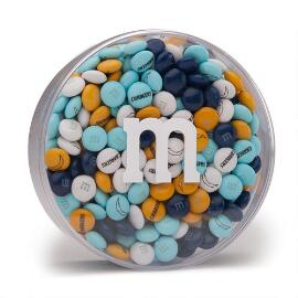 NFL M&M'S Acrylic (16oz) - Los Angeles Chargers