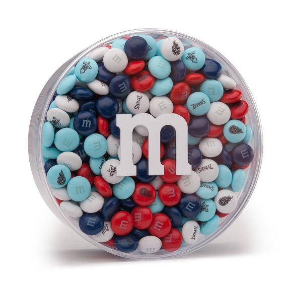 NFL M&M'S Acrylic (16oz) - Tennessee Titans