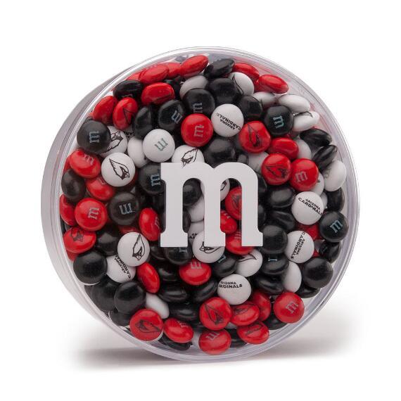 NFL M&M'S Acrylic (16oz) - Arizona Cardinals