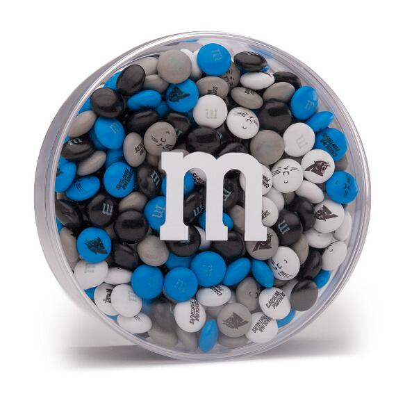 NFL M&M'S Acrylic (16oz) - Carolina Panthers