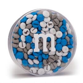 NFL M&M'S Acrylic (16oz) - Detroit Lions
