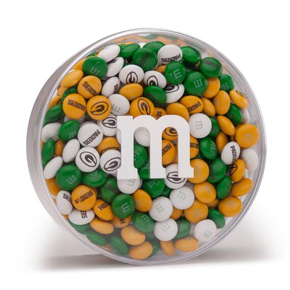 NFL M&M'S Acrylic (8oz) - Green Bay Packers