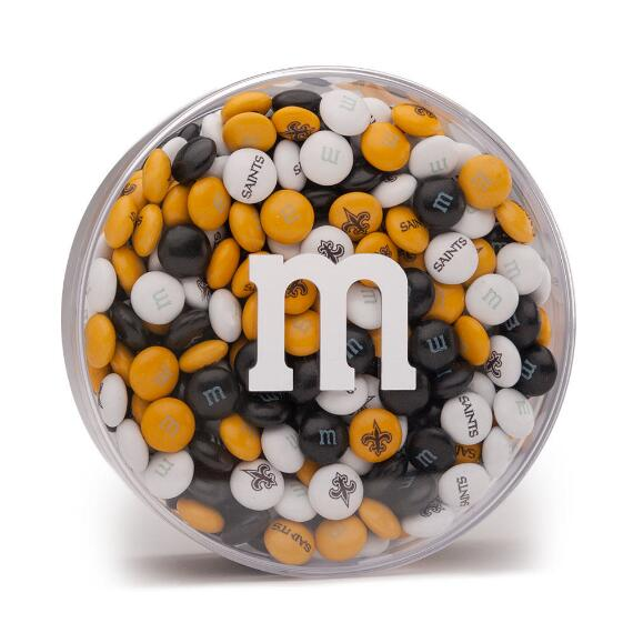 NFL M&M'S Acrylic (16oz) - New Orleans Saints
