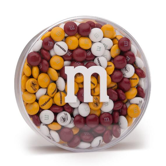 NFL M&M'S Acrylic (8oz) - Washington Redskins