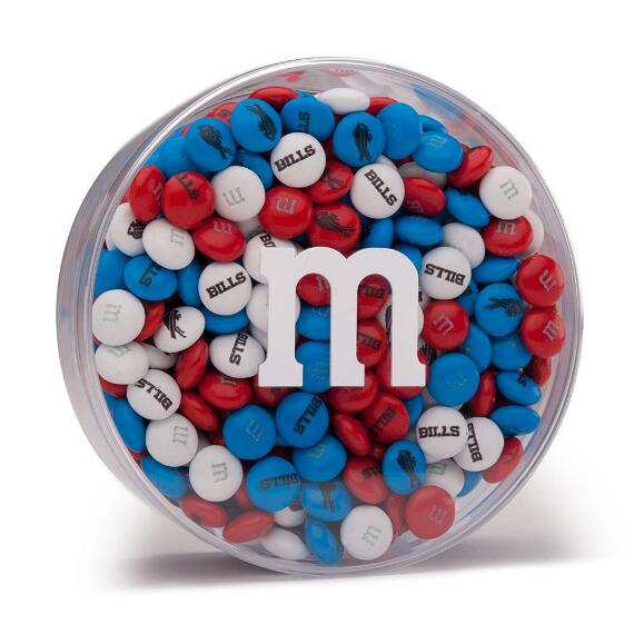 NFL M&M'S Acrylic (8oz) - Buffalo Bills