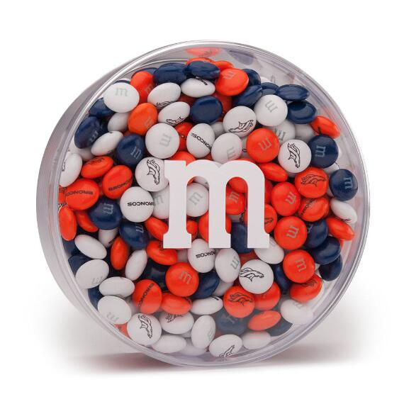 NFL M&M'S Acrylic (8oz) - Denver Broncos