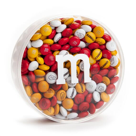 NFL M&M'S Acrylic (16oz) - Kansas City Chiefs