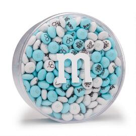 Occasion M&M'S Acrylic (16oz) - Baby Boy Blend