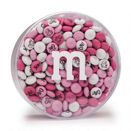 Occasion M&M'S Acrylic (16oz) - Baby Girl Blend