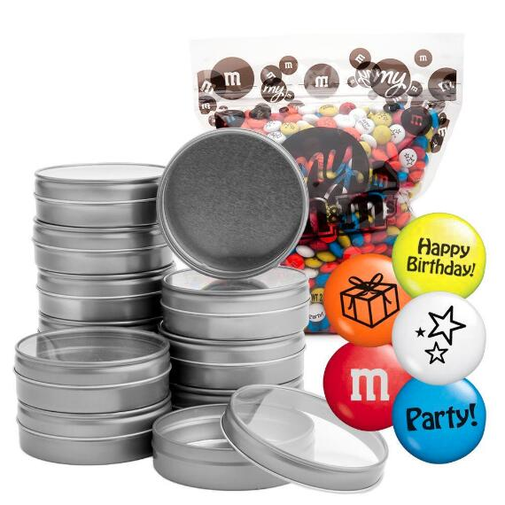 Occasion DIY Silver Tin Kit (24) - Birthday Blend