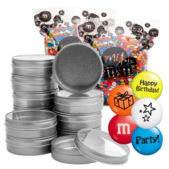 Occasion DIY Silver Tin Kit (96) - Birthday Blend