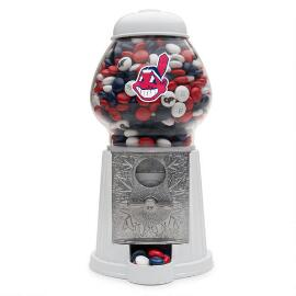 Cleveland Indians Candy Dispenser & M&M'S®