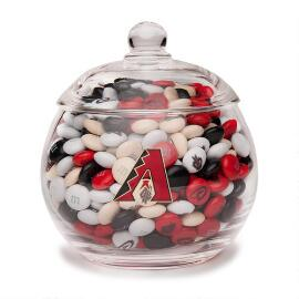 Arizona Diamondbacks Candy Jar & M&M'S®