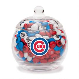 Chicago Cubs Candy Jar & M&M'S®