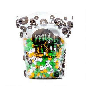 Want to be the MVP of your next football-themed party? Then make sure you have this season's hottest pick on your team — NFL M&M'S ®! My M&M'S ® football candy is available for all 32 NFL teams, and comes in a variety of packages for any football party need.
