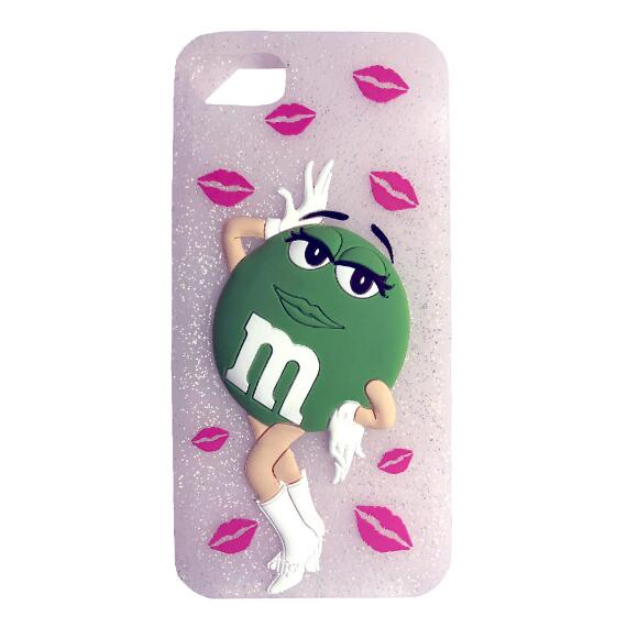 M&M'S® Green Character iPhone Case