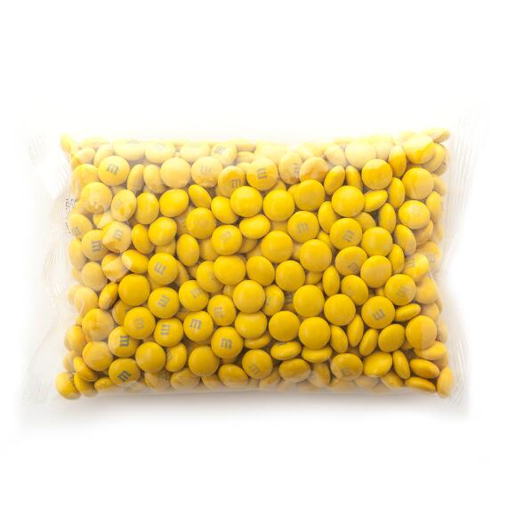 1lb Bag My M&M'S® Bulk Candy - Yellow