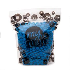 MY M&M'S® Bulk Candy - Blue