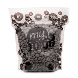 MY M&M'S® Bulk Candy - Silver