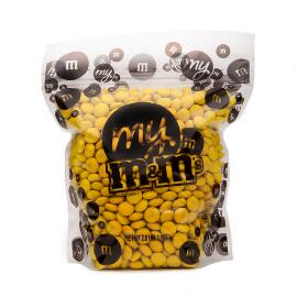 MY M&M'S® Bulk Candy - Yellow