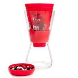 Red M&M'S® Character Funnel Candy Dispenser