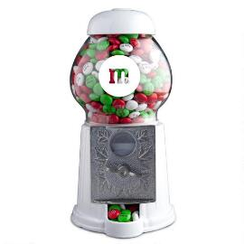 M Logo Personalized M&M'S® Candy Dispenser