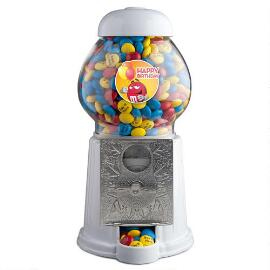 Birthday M&M'S® Dispenser & Personalized M&M'S®