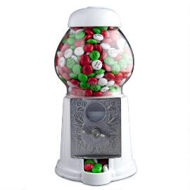M&M'S® Candy Dispenser & Personalized M&M'S®