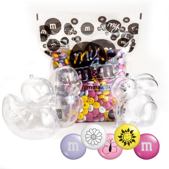 Easter Animal Gift Set With Spring Blend M&M'S® Candies