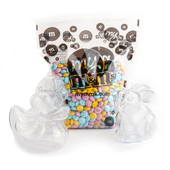 Easter Animal Gift Set With Personalized M&M'S® Candies